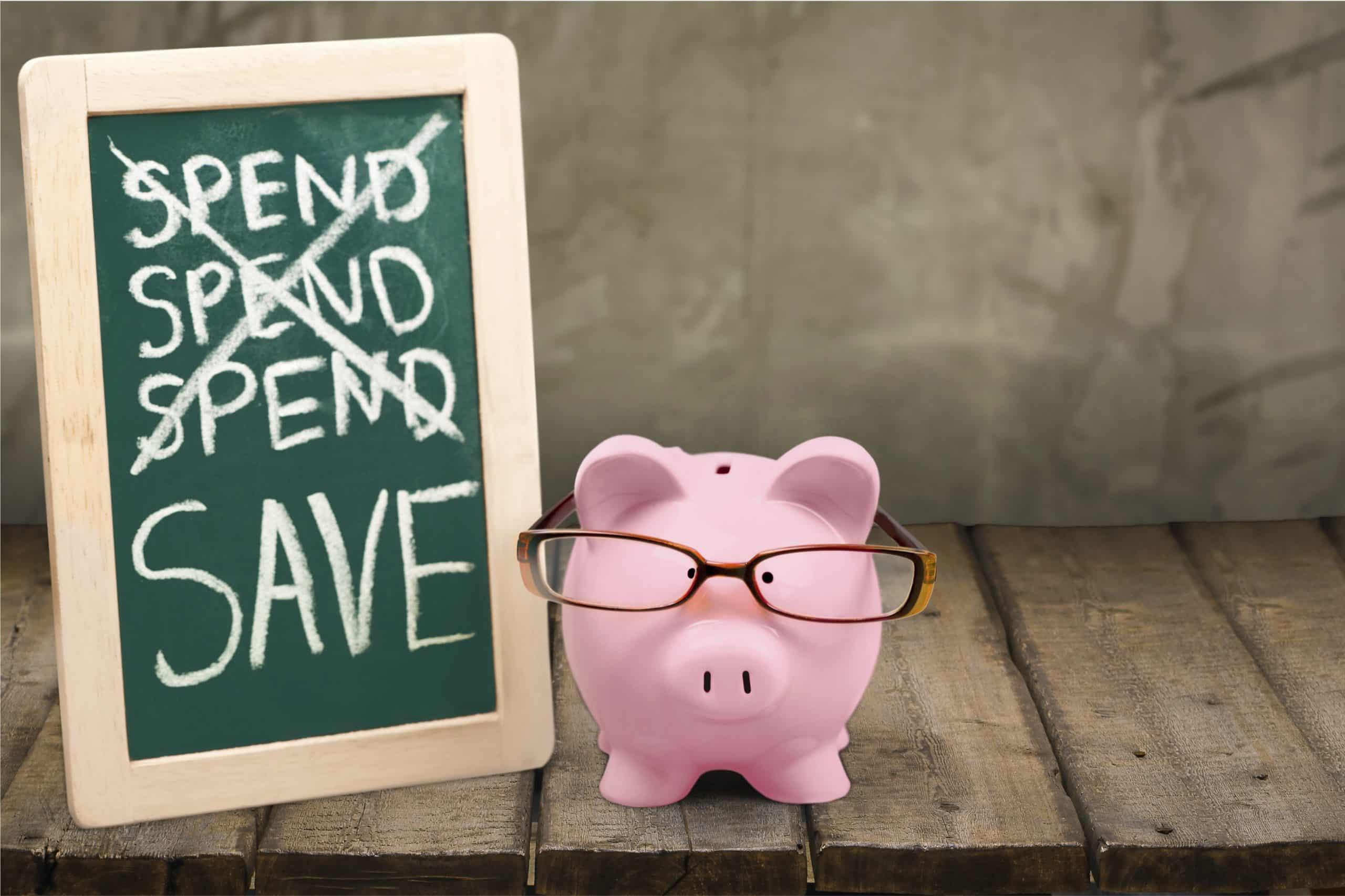 Savings.